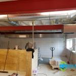 Professionele keuken bouwen Nieuwegein - Wand tegelen - 02