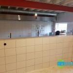 Professionele keuken bouwen Nieuwegein - Wand tegelen - 06