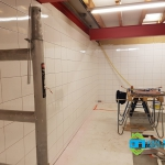 Professionele keuken bouwen Nieuwegein - Wand tegelen - 07