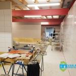 Professionele keuken bouwen Nieuwegein - Wand tegelen - 08