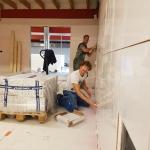 Professionele keuken bouwen Nieuwegein - Wand tegelen - 09